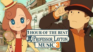 1 Hour of the Best Professor Layton Music (Part 3)