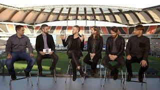 Riv and Krepo Interview Imagine Dragons