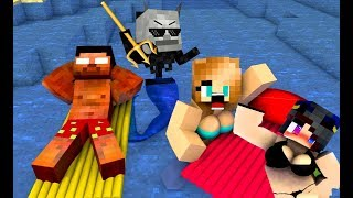 MONSTER SCHOOL : SWIMMING CHALLENGE TOP 5 EPISODES / Best Minecraft Animations