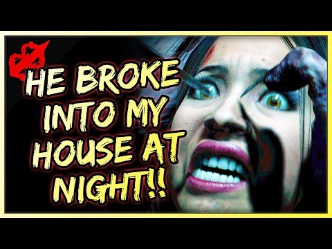 1 TRUE Scary Story - Someone Broke Into My House! - Scary Story Time