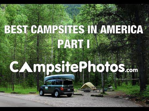 The Best Campsites In America Part 1
