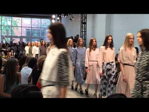 Yigal Azrouël Spring 2015 - New York Fashion Week - Meniscus Magazine