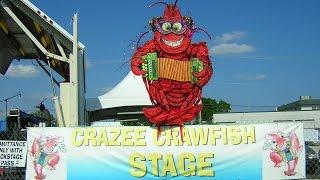 Cajun Zydeco Crawfish Festival 2004