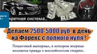 Прибыльная система  ФОРМУЛА ФОРЕКС!
