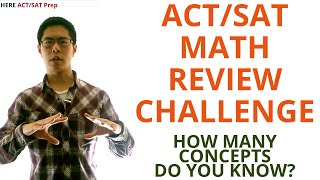 15 Key ACT Math Concepts to Know - ACT Math Prep Tips and Strategies