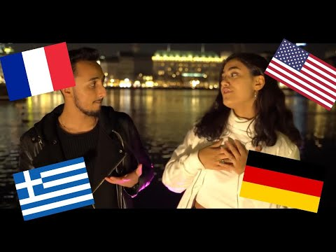 GERMAN X GREEK X FRENCH MASHUP 11 Songs   Ariana grande thank u, next   Gigi  (Prod. by La Joscha)