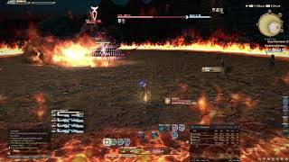 Final Fantasy XiV White Mage Trials Ifrit