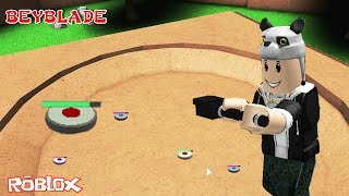 Beyblade Kapışmasına Giriyoruz! Roblox Beyblade Oyunu Panda ile