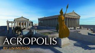 Explore the Acropolis of Athens in Virtual Reality - Unimersiv