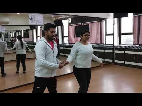 Beautiful Couple Dance | Easy Steps | Mere Nam Tu | Paniyon Sa | Choreography Step2Step Dance Studio
