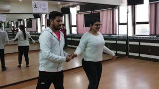 Mere Naam Tu | Paniyon Sa | Couple Dance | Easy Steps | Wedding Choreography |Step2Step Dance Studio