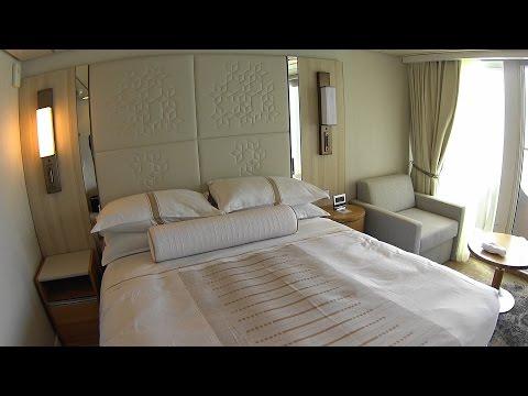 Azamara Journey Club Continent Suite Tour in 1080p