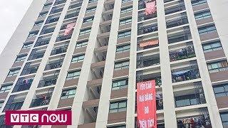 Hà Nội: Cư dân HD Mon City bức xúc vì nhà hụt diện tích | VTC1