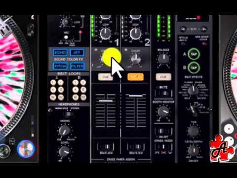 PENGENALAN VIRTUAL DJ8- BAHASA INDONESIA