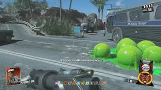 Call of Duty : Infinite Warfare Zombies Attack of The Radioactive Thing 2ndPlace Leaderboard Part 33
