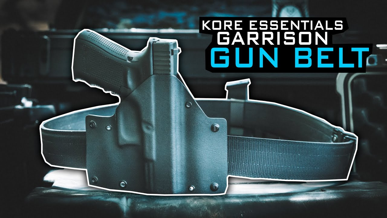 Pew Pew Review Kore Essentials Garrison Tactical Gun Belt Edc Youtube 37+ active kore coupons, promo codes & deals for sept. pew pew review kore essentials garrison tactical gun belt edc