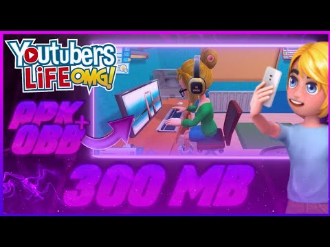 DOWNLOAD YOUTUBERS LIFE APK+OBB 300 MB WORK [?]  #Smartphone #Android
