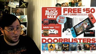 Gamestop's Real Black Friday Ad 2018 - Gor Takes A Look