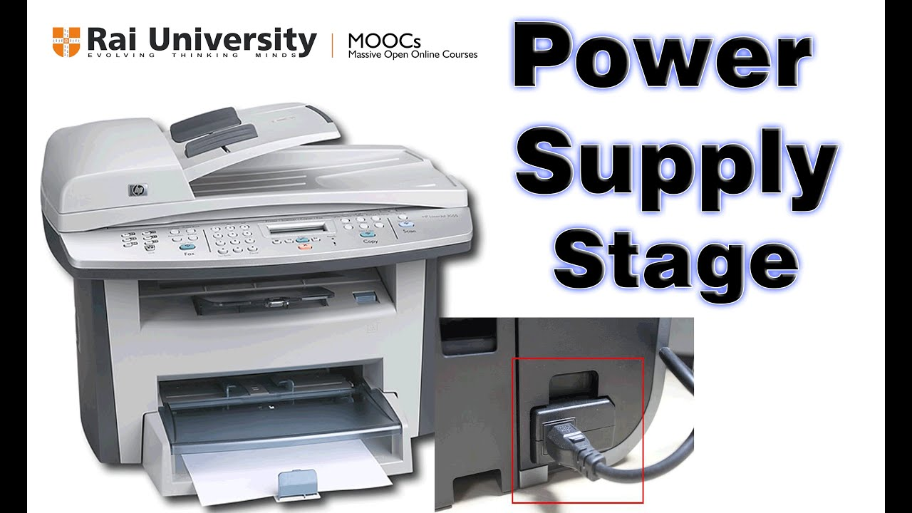 Working Of Laser Printer With Diagram Typical Ignition Switch Wiring Hp Laserjet 1020 Circuit Electrical