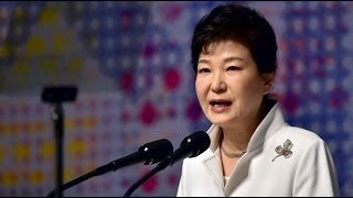 South Korean President Park Geun-Hye Impeached Over Corruption Scandal
