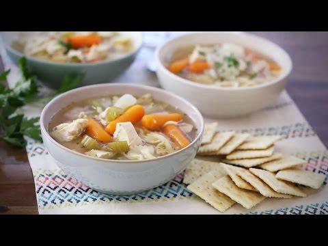How to Make The Best Chicken Soup Ever | Soup Recipes | Allrecipes.com