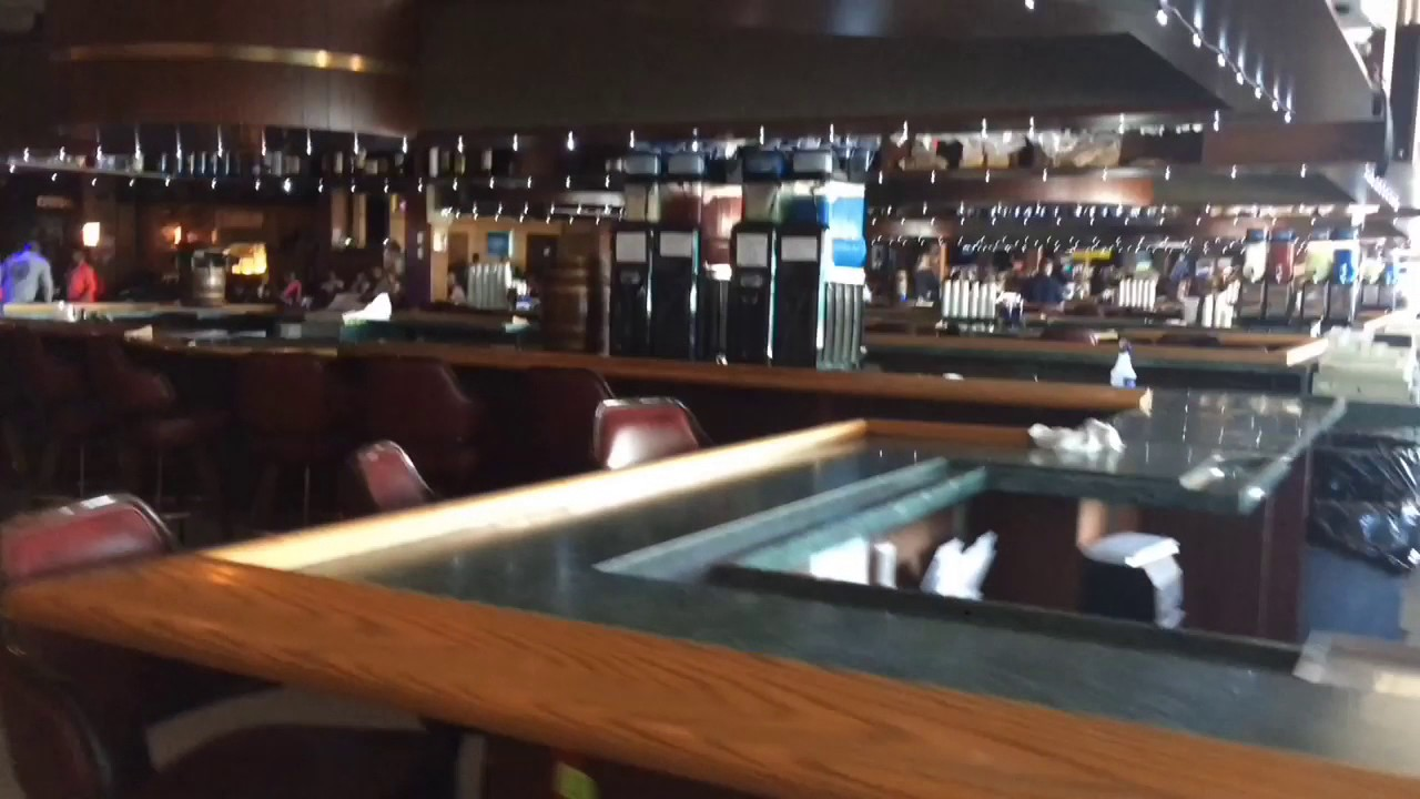 The longest bar in the world - YouTube