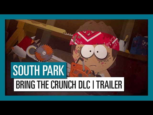 South Park: The Fractured But Whole: Bring The Crunch DLC | Trailer