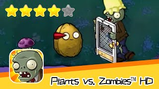 Plants vs  Zombies™ HD Adventure 2 Night 04 Part 02 Walkthrough The zombies are coming! Recommend in