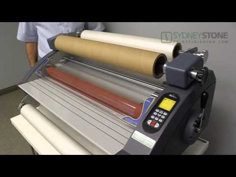 Laminating Series - Double Side Hot Laminate/Encapsulation (5/6)