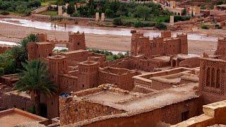 Africa Morocco Ouarzazate travel music tour Африка  Марокко Уарзазат ( Варзазат )