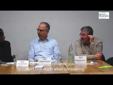 Arbeitsmöglichkeiten (Flüchtlinge) 27.04.2017
