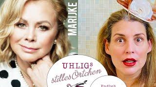 Marijke Amado bei Uhligs stilles Örtchen