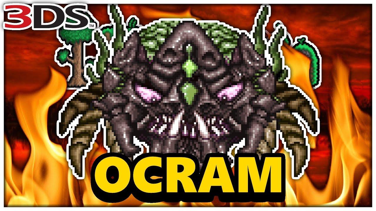 Terraria 3DS - Part 71: OCRAM! (Nintendo 3DS Playthrough)
