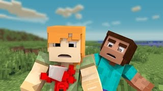 Minecraft vs Real Life Realistic Blood and Pain Command