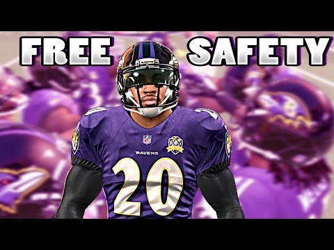 Madden 16 (60fps) My Career FS Ep.1 - FREE SAFETY CREATION