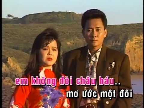(Karaoke) Minh Ky - Kim Phung - Ao em chua mac mot lan - (TAN CO)