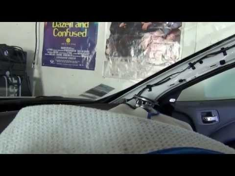 2013 Dodge Charger SRT8 Superbee: Episode 8 Vlog: Replacing Dash Speakers