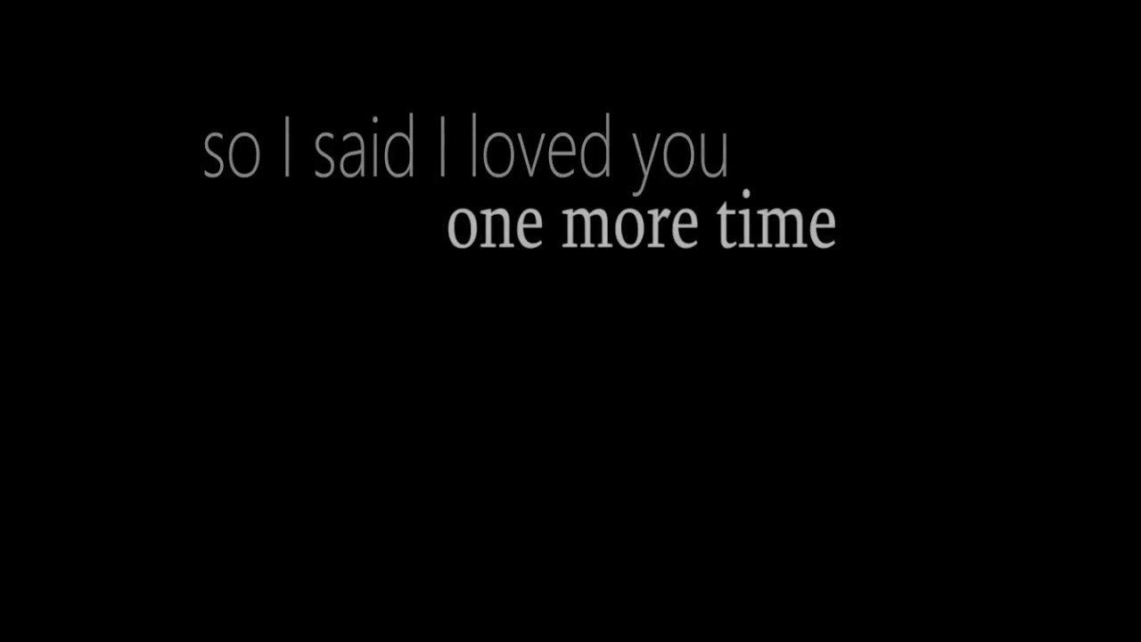 c815cbc2babded so you said you found somebody else. - YouTube