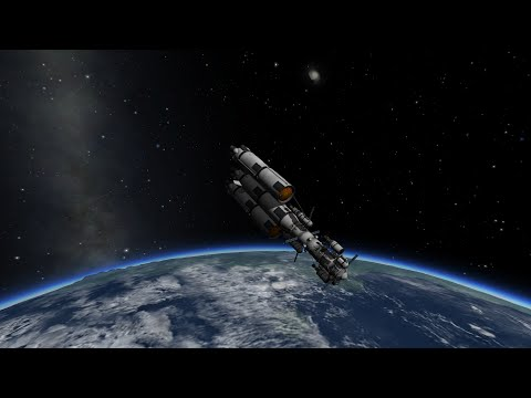 Kerbal Space Program 0.25 - Ep. 2 - Fast Phase Angles