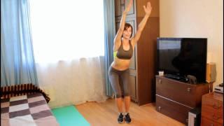 Упражнения для женщин с фигурой