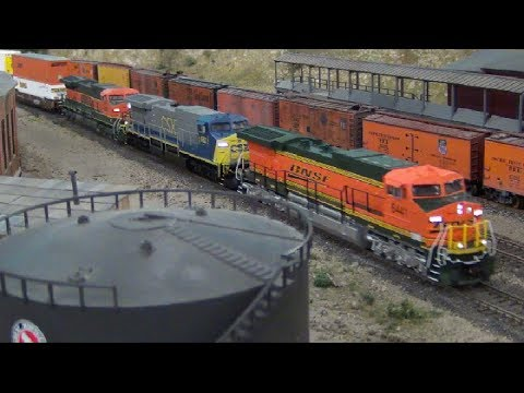 Passing Trains