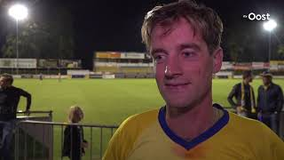 Staphorst vergeet zichzelf te belonen en ziet PEC Zwolle doorgaan in KNVB Beker