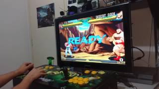 Marvel Super Heroes vs Street Fighter - #FLIPERAMADEBAR