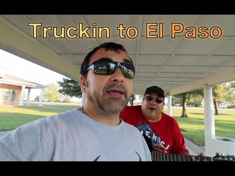 Truckin to El Paso