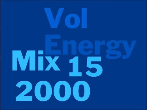 Energy 2000 Mix Vol. 15 FULL (128 kbps)