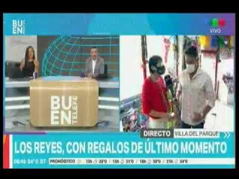 TELEFE  - Expectativas venta de Reyes - Mención a FECOBA