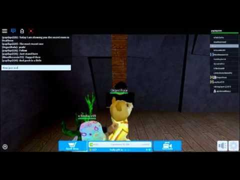 ROBLOX Deathrun Secret Room and Code