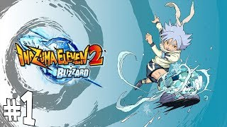 Inazuma Eleven 2: Blizzard Walkthrough #1 NDS
