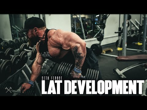 Lat & Back Development | Seth Feroce