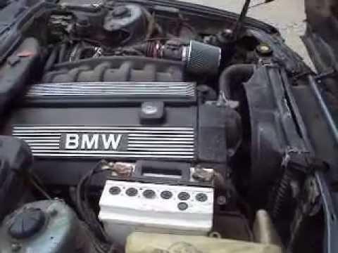 бмв е34 год1988 двигатель м52